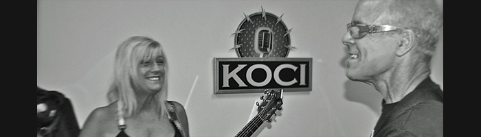 KOCI FM, MP3 interview