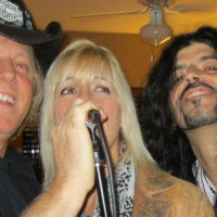 with Dave Tyson (1st Rodeo) and Michael Olivieri (Michael Olivieri Band)