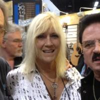 Spencer Davis, Tricia, and Bobby Kimball (Toto)
