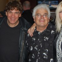 with Baba Elefante and Frank Cotinola